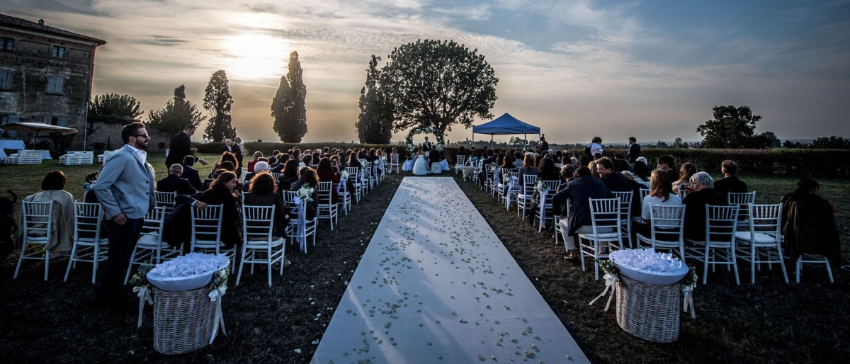 "Idee originali per celebrare il SI': il matrimonio ""open-air"""